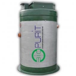 Автономная канализация FloTenk BioPurit 8 С-1130