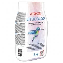 Затирка Litokol Litocolor L.00 2 кг