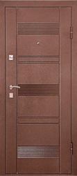 Металлическая дверь УД-101, Йошкар-Ола, 960*2050, антик медь