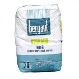 Клей Bergauf Keramik для плитки 20 кг