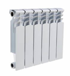 Радиатор биметаллический STI Thermo rus 350-80 6 секц.
