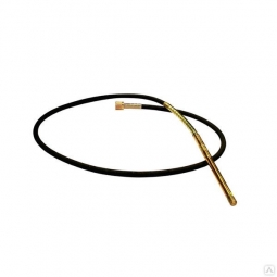 Вал гибкий с вибронаконечником Champion С1704 (L4m D28mm T(электр) type)