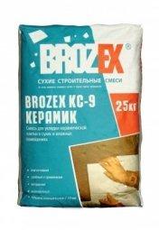 Клей Brozex КС-9 Керамик 25кг