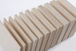 Фанера ФК шлифованная с 2 сторон 6x1525x1525 мм, сорт 2/3, береза