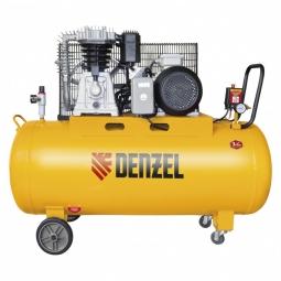 Компрессор Denzel DR4000/100 690 л/мин. 4 кВт