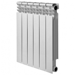 Радиатор алюминиевый Roda GSR-42 AL20006 6 секций