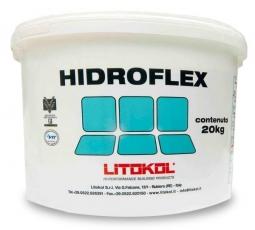 Гидроизоляционная мембрана Litokol Hidroflex ведро, 20кг