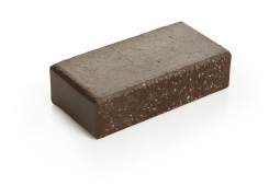 Брусчатка клинкерная «Шоколад» «Брауни» 100х200х52