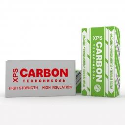 Экструдированный пенополистирол Технониколь XPS Carbon ECO 1180x580х100 мм / 4 пл.