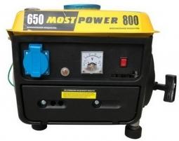 Генератор бензиновый Most POWER G800L