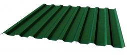 Профнастил МП-20 RAL 6005 зеленый мох 1100х0.35