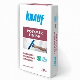 Шпатлевка Knauf Полимер-финиш полимерная 20 кг