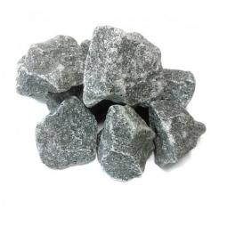 Камень для бани Огненный камень Кварцит колотый 20 кг (фр.40)
