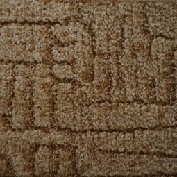 Ковролин Калинка Канны 38 коричневый 4 м рулон