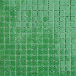 Мозаика Elada Econom на сетке A41 темно-зеленая 32.7x32.7