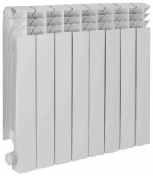Радиатор биметаллический STI Thermo rus 350-80 8 секц.