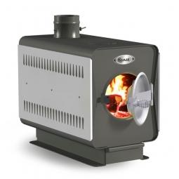 Печь отопительно-варочная Ермак 150-ОВ антрацит