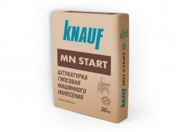 Штукатурка Knauf МН-Старт гипсовая розовая 30 кг