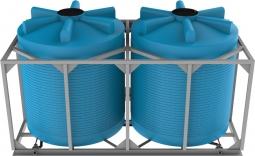 Емкость для воды ЭВЛ 10 000 кассета