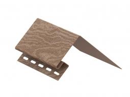 Околооконный профиль Ю-Пласт Тимбер-Блок Кедр натуральный