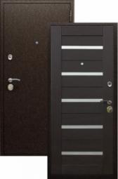 Металлическая дверь Старк Царга, Йошкар-Ола, 960*2050, венге мелинга