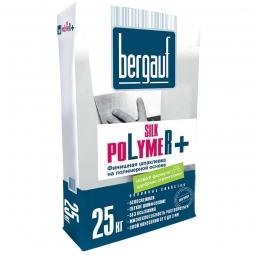 Шпатлевка Bergauf Silk Polymer 25 кг