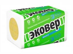 Базальтовый утеплитель Эковер Стандарт 50 1000х600х50 / 12 пл.