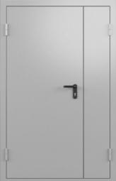 Металлическая дверь ДМП-02 EI60, Йошкар-Ола, 1270*2050, серый