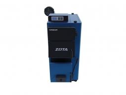 Котел твердотопливный Zota Magna полуавтоматический 15 кВт