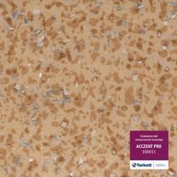 Линолеум Коммерческий гетерогенный Tarkett Acczent Pro 100011 4 м рулон