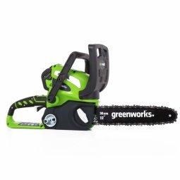 Пила аккумуляторная цепная GreenWorks G40CS30 40V G-MAX без АКБ и ЗУ 40 см