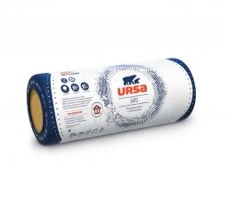Стекловолоконный утеплитель Ursa Geo М-25 4500х1200х100 мм