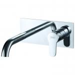 Смеситель для ванны/умывальника D&K одноручный встраиваемый DA1394401